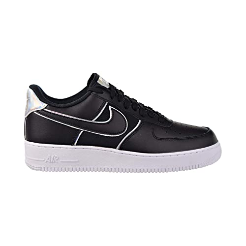 newest 7026f 74544 Nike Air Force 1  07 LV8 4 Black Black-Black