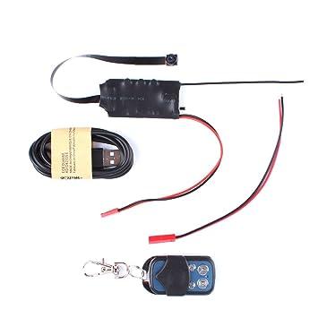 MD0238 touk Mini cámara espía DIY Módulo Movimiento detective Cámara de seguridad
