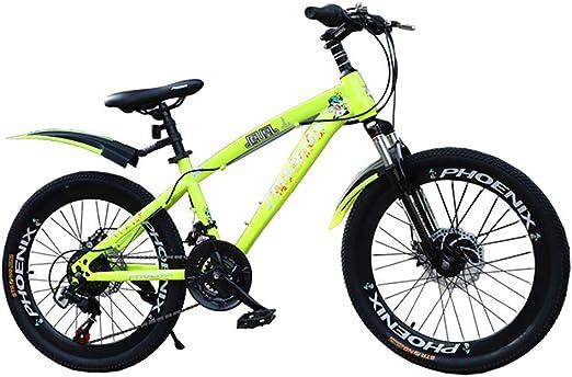 GWFVA JYetzxc Bicicletas Escolares Bicicleta 18 Pulgadas 20 ...