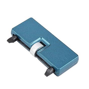 Llave Ajustable para Tapas Traseras de Relojes, Herramienta para Abrir Relojes (Flat Head): Amazon.es: Hogar