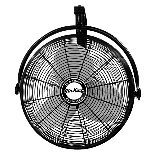 Bracket Outdoor Large (Air King 9020 1/6 HP Industrial Grade Wall Mount Fan, 20-Inch)