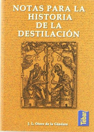 Descargar Libro Notas Para La Historia De La Destilación José Manuel Otero