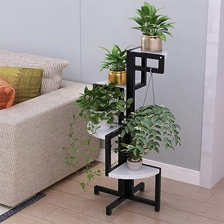 Support de fleurs Jardinière, design multicouche haut et bas ...