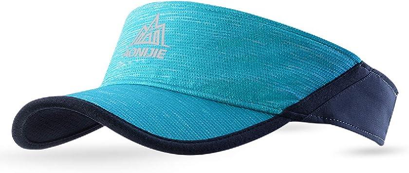 TRIWONDER Visera Ajustable Protección UV Gorro de Deporte Unisex ...