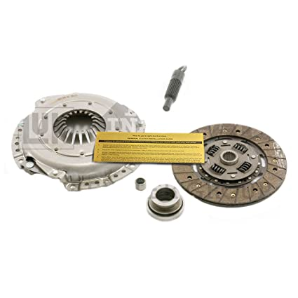 Amazon.com: EFT CLUTCH KIT 74-86 FORD MUSTANG MERCURY CAPRI 2.3L GERMAN 4SPEED BORG WARNER: Automotive