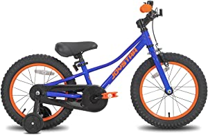 JOYSTAR NEO Kids Bike with Training Wheels for 4-10 Years Old Boys & Girls, Junior Bicycle for 41