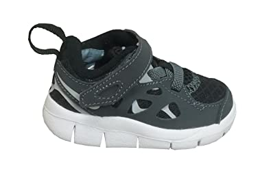 sale retailer b4716 d5937 Nike Free Run 2 (TDV) - Size: 18.5 Black/Grey: Amazon.co.uk ...