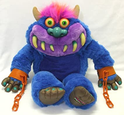 Amazoncom My Pet Monster With Electronic Sounds Toys Games
