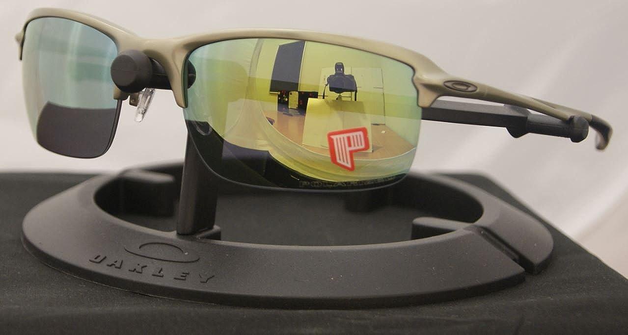 Gafas de sol polarizadas Oakley Wiretap OO4071 C61 407107: Amazon.es: Deportes y aire libre