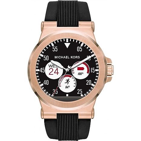 0d6224edd5200a Michael Kors Herren-Smartwatch MKT5010: Amazon.de: Uhren