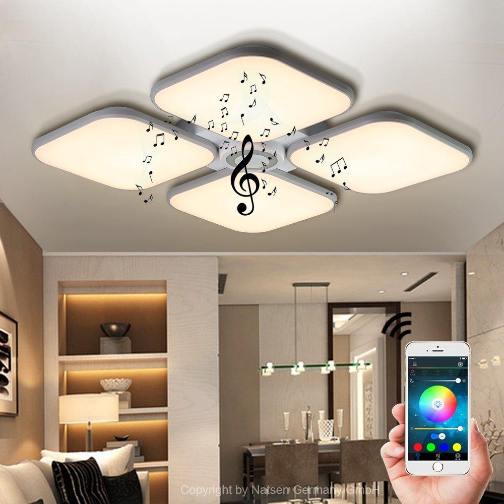 90 wohnzimmer deckenlampe dimmbar led deckenlampe for Wohnzimmer deckenleuchten led dimmbar