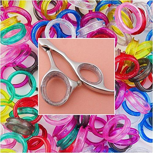 finger rings for shears - 1