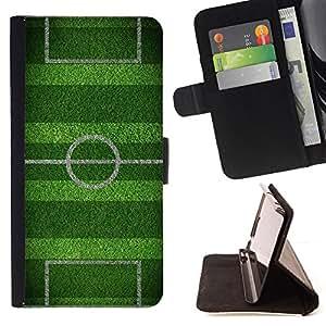 - soccer field goal game goal/ Personalizada del estilo del dise???¡¯???¡Ào de la PU Caso de encargo del cuero del tir???¡¯????n del s - Cao - For Sony Xp