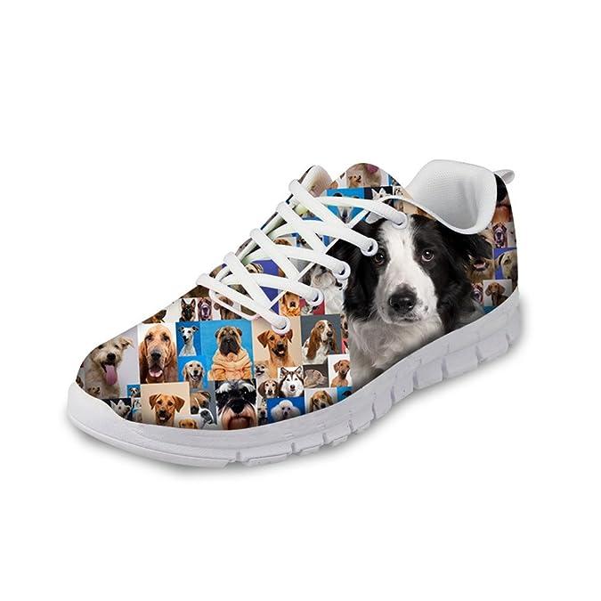 CHAQLIN Fashion Pet Dog Puzzle Running Shoes for Women Men Lace-up Walk  Shoes: Amazon.co.uk: Shoes & Bags