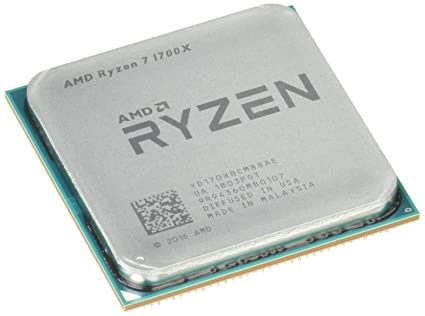 36b1398b76f Image Unavailable. Image not available for. Colour: AMD Ryzen 7 1700X  Processor ...