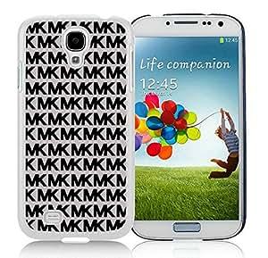 MK99G Unique Case Design with MK's White Phone Case for Samsung Galaxy S4 I9500 i337 M919 i545 r970 S3 002