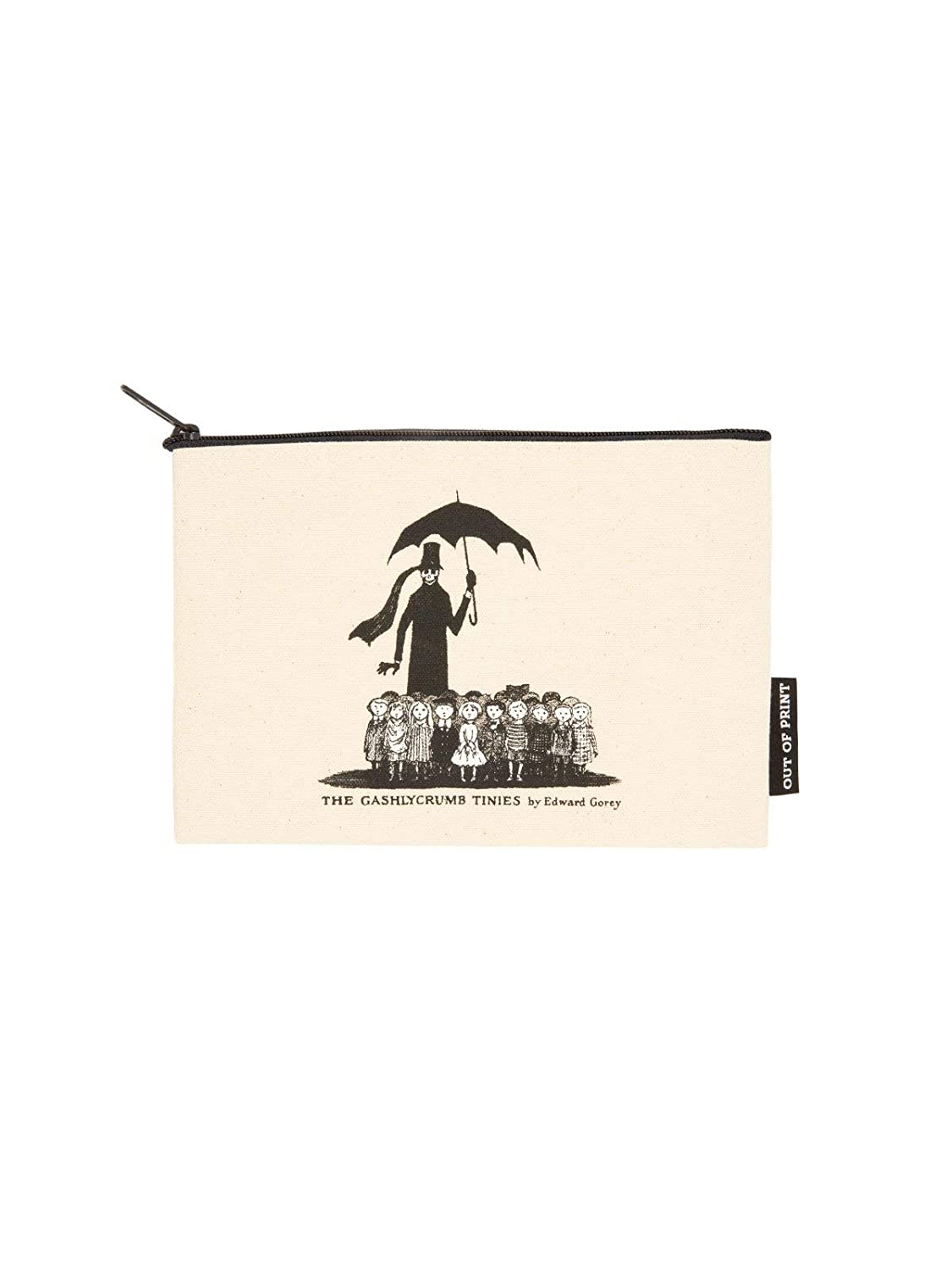 Out of Print The Gashlycrumb Tinies Pouch