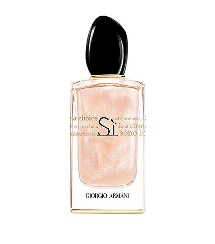 various colors 5f5f7 377d7 Armani Si Sono Io Profumo - 100 ml: Amazon.it: Bellezza