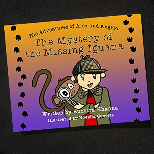 The Mystery of the Missing Iguana pdf epub