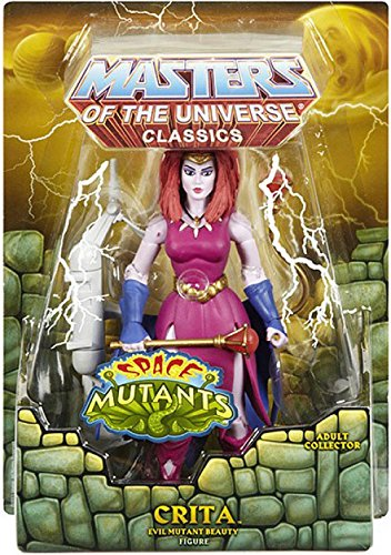 Masters of the Universe Classics Crita of the Space Mutants by Masters of the Universe Classics