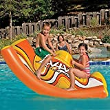 Aviva Kids Durable Inflatable See-Saw Pool Float, Kids Pool Toys Deal
