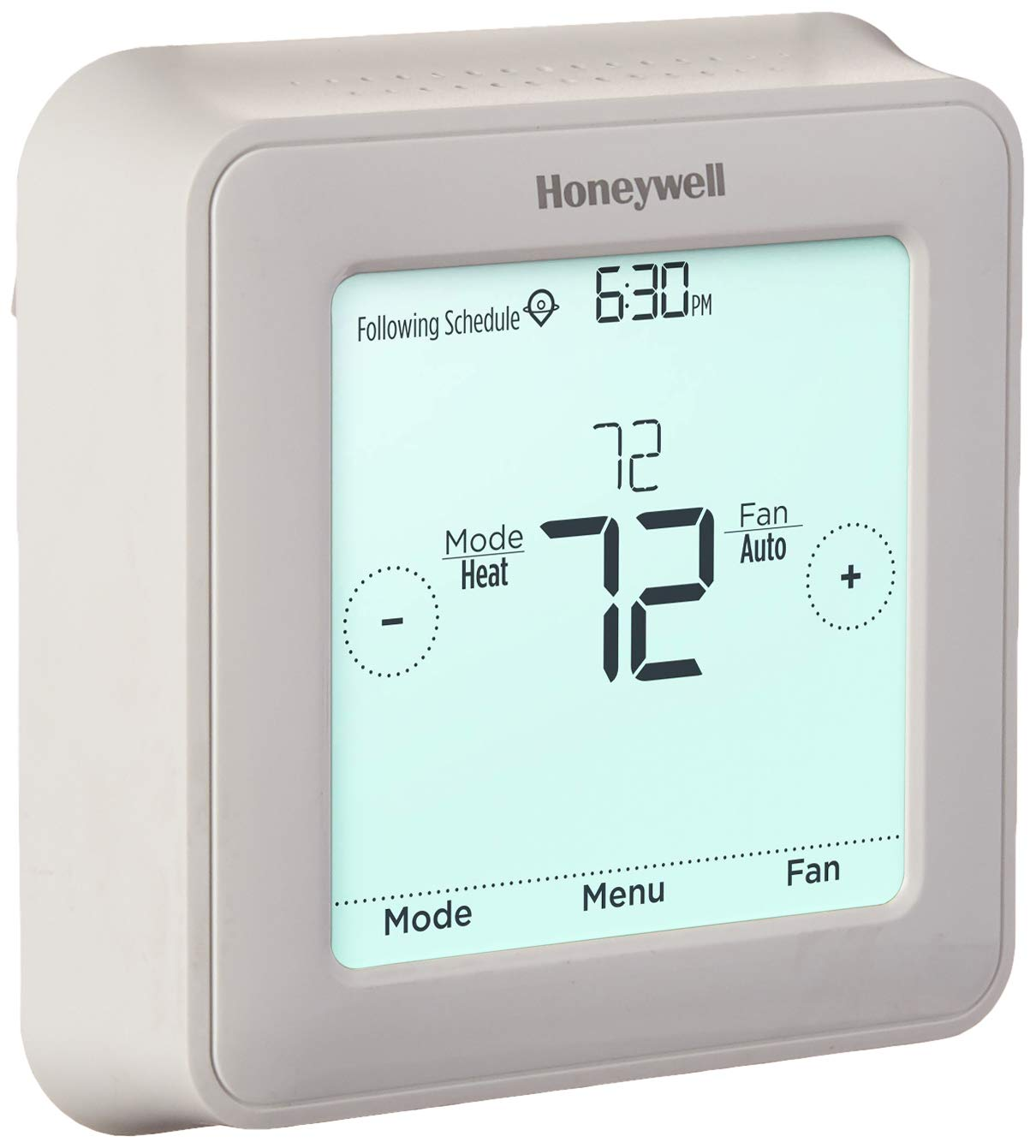 Honeywell RTH8560D1002/E T5 Touchscreen Thermostat, White by Honeywell