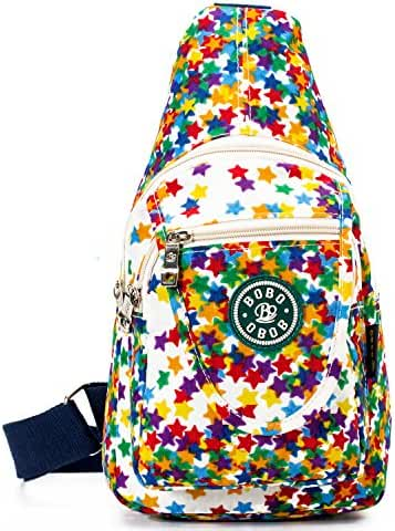 Women Sling Bags Outdoor Sport Crossbody Bag Multi Functional Sling Backpack Rucksack