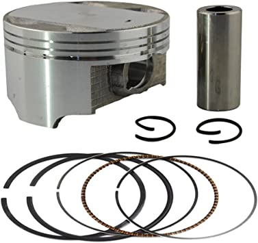 For Suzuki DR250 1990-1995 Piston Ring Rings STD Bore Size 73mm 1 Set