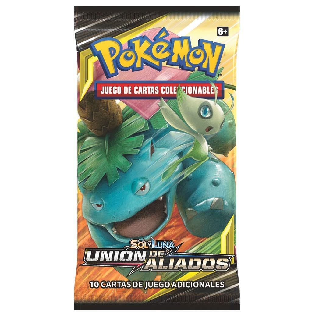 Amazon.com: Pokémon Sun and Moon: Union of Allies - Envelope ...