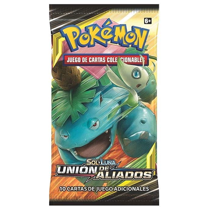 Display Pokémon Sol y Luna - Unión de Aliados, 1 sobre de 10 ...