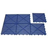 Top Performance Floor 12X12-Inch, 6-Pack, Blue