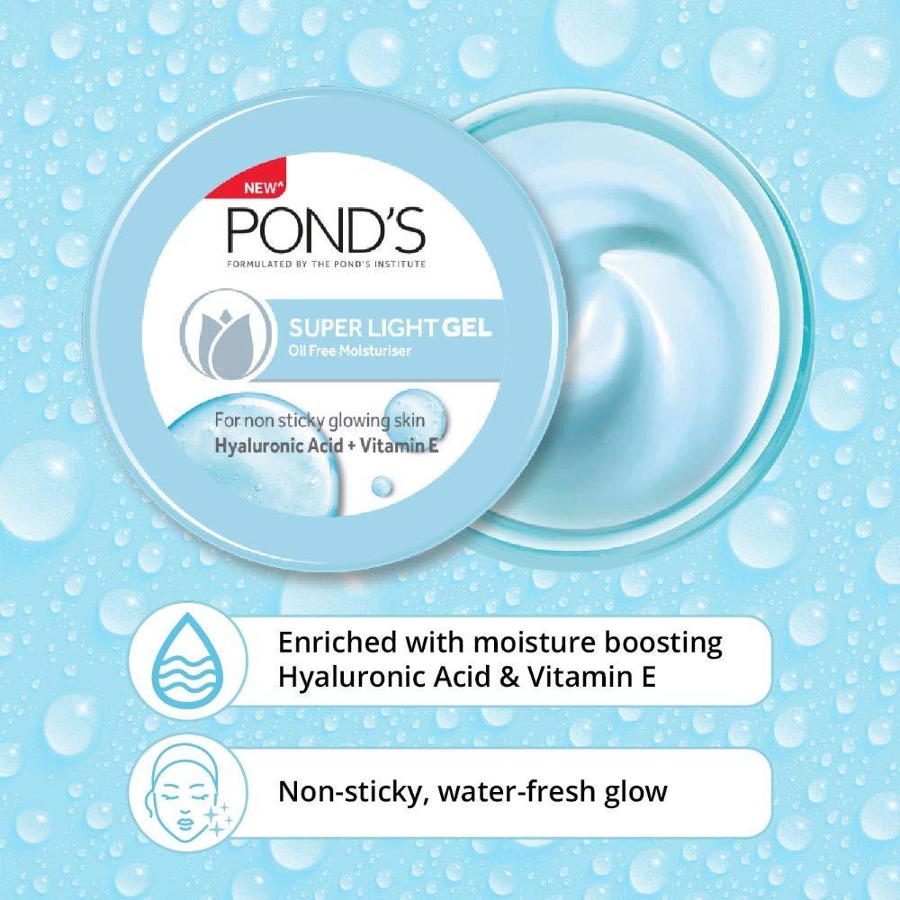 Pond's Super Light Gel Moisturiser, 73 g - Buy Online in Belize ...