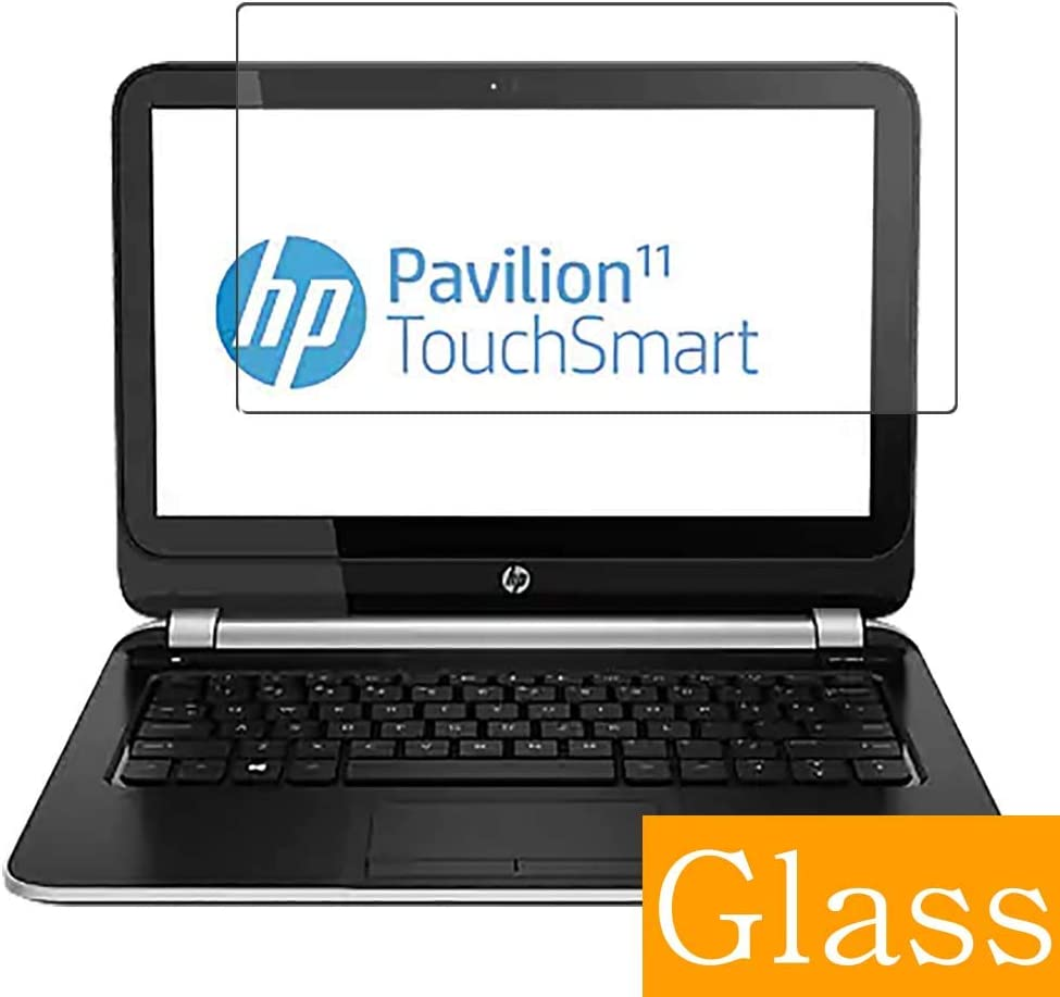 "Synvy Tempered Glass Screen Protector for HP Pavilion TouchSmart 11-e000/11-e100/e010nr/e006au/e012au/e030sa/e001sa/e030sa/e102au/e115nr/e100ed/e100sf 11.6"" Visible Area"