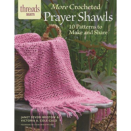 Taunton Press 078070 More Crocheted Prayer - Taunton Store