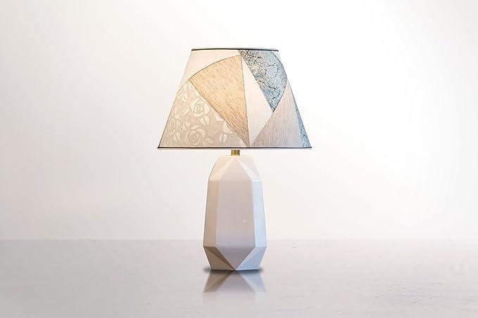 Lampada Da Tavolo In Ceramica Toscana Fatta A Mano Realizzata Interamente In Italia Amazon It Illuminazione