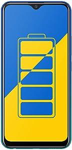 Vivo Y15 (Aqua Blue, 4GB RAM, 64GB Storage) with No...