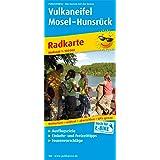 Vulkaneifel - Mosel - Koblenz: Radwanderkarte mit Ausflugszielen, Einkehr- & Freizeittipps, wetterfest, reissfest, abwischbar, GPS-genau. 1:100000 (Radkarte / RK)