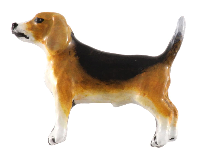 Pintado de todo el cuerpo Beagle~~~imán de nevera DP322FM: Amazon ...