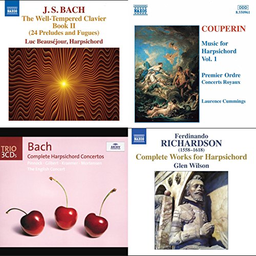 Harpsichord Classics (Harpsichord Music)