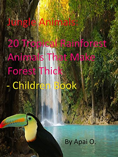Jungle Animals 20 Tropical Rainforest Animals That Make Thick