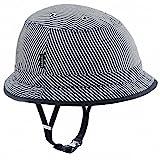Yakka Helmet Tokyo-Blue-Stripe - M