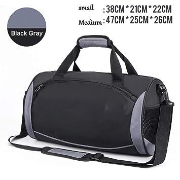 8a941520776f Xingqianru Fitness Bag Training Bag Men Korea Short Distance Travel Bag  Women Portable Lightweight Simple Sports