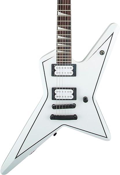 Jackson X Series Signature Gus G. Star WH – Guitarra eléctrica ...