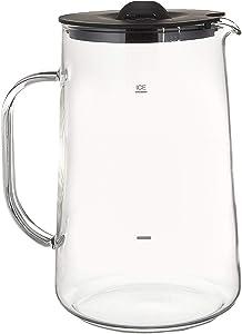Capresso Glass Iced Tea Pitcher, 80 Ounce