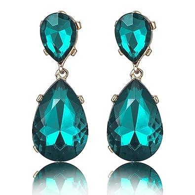 866f14b59 Amazon.com: 20.5 TCW Big Sparkling Austrian Crystal Rhinestone ...