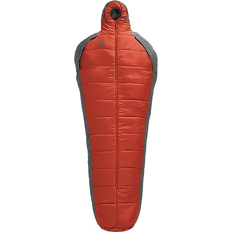 Sierra diseños funda para Mummy 40 Degree saco de dormir, hombre, Pompeian Red/