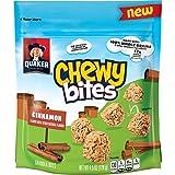 Cheap Quaker Chewy Bites, Cinnamon, Granola Snacks, 4.5oz, 5 Bags