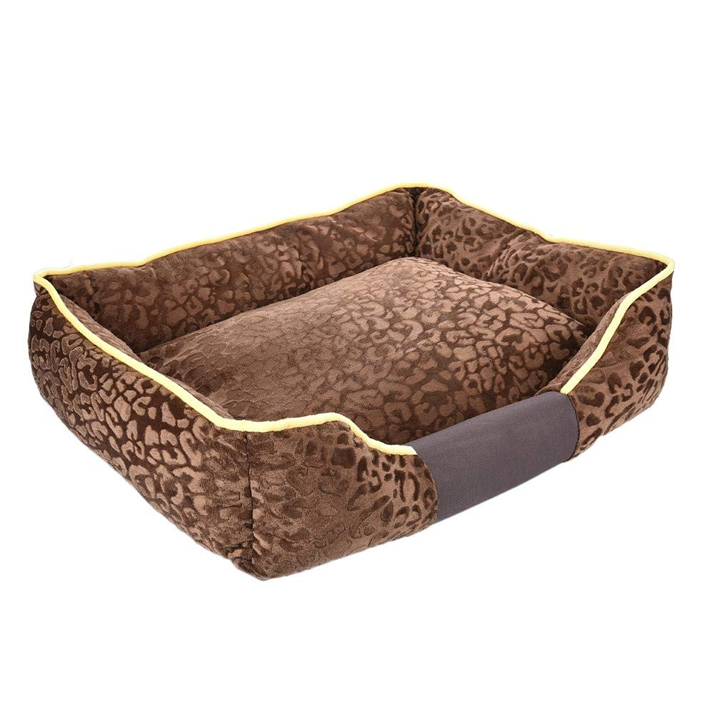Enjoyment Pet Beds Removable Comfortable Washable Durable No-Burring No-Pilling Nests