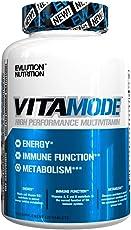 Evlution Nutrition Mens Multivitamin, VitaMode, Daily Vitamin Support (60 Servings)