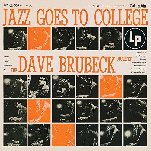 Jazz Goes College Brubeck Quartet product image